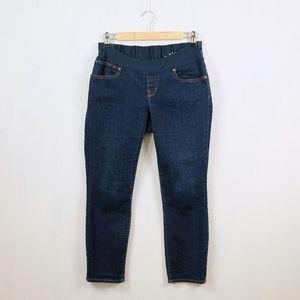 Gap Always Skinny Maternity Crop Capri Jeans